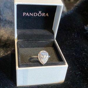 Jewelry - Pandora teardrop ring